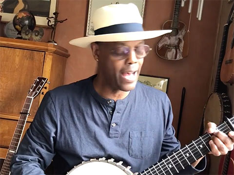 Video - Better Times Will Come by Janis Ian - Performed by Eric Bibb