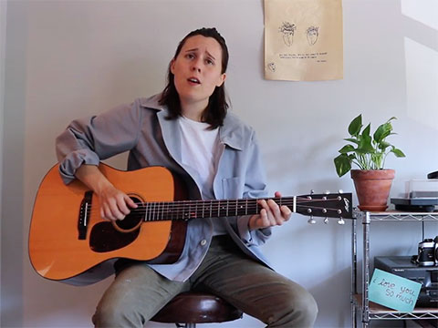 Video - Better Times Will Come by Janis Ian - Performed by Sean Della Croce