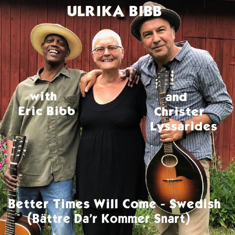 Better Times Will Come by Janis Ian Performed by Ulrika Bibb