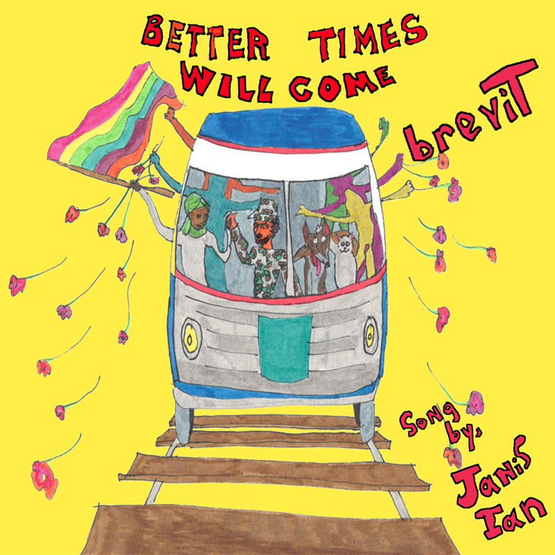 Better Times Will Come by Janis Ian - Performed by BreviT