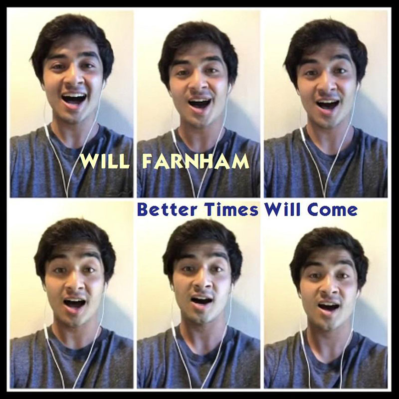 Better Times Will Come by Janis Ian Performed by Will Farnham