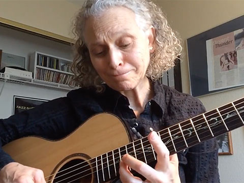 Better Times Will Come by Janis Ian - video by Mimi Fox