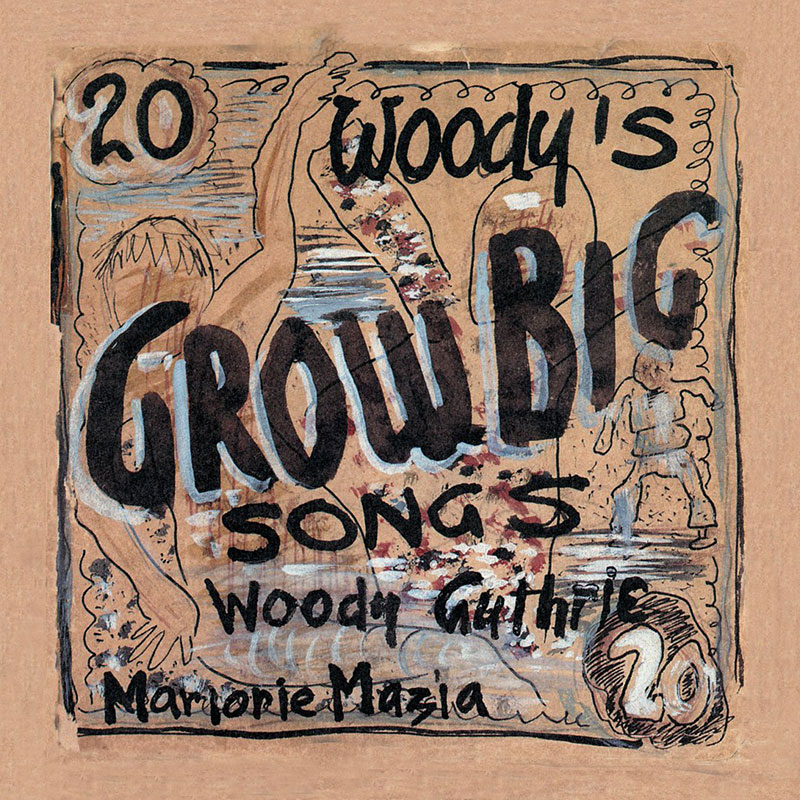 Woody Guthrie - All Work Together