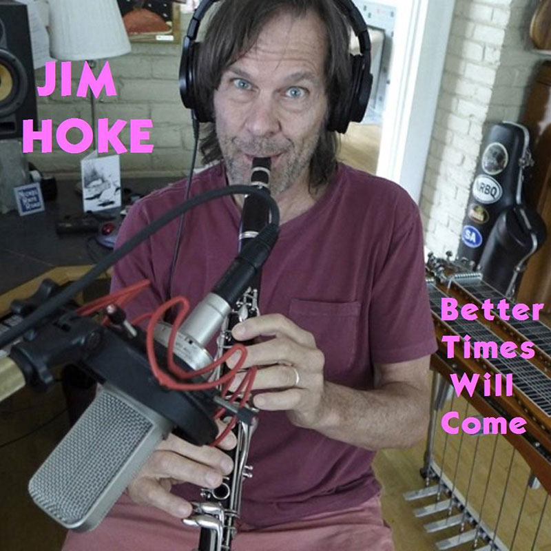 Better Times Will Come by Janis Ian - Performed by Jim Hoke
