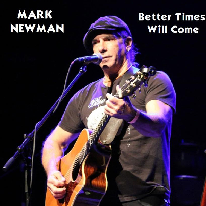 Better Times Will Come by Janis Ian - Performed by Mark Newman