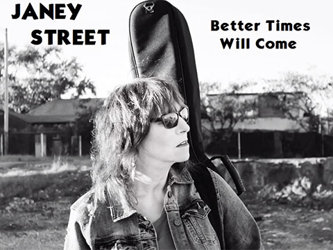 Better Times Will Come by Janis Ian - video by Janey Street