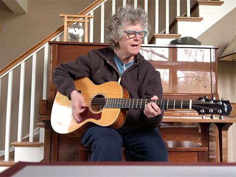 Better Times Will Come by Janis Ian - video by Cheryl Wheeler