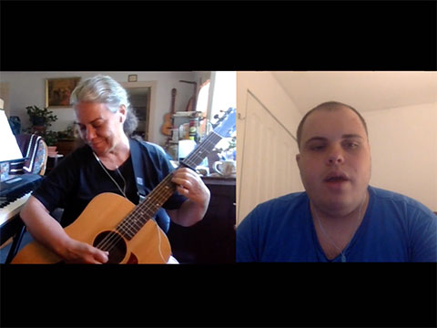 Better Times Will Come by Janis Ian video by Ryan Williams with Lori Arsenault
