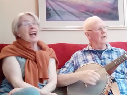Better Times Will Come by Janis Ian - video by Ian & Annie Young