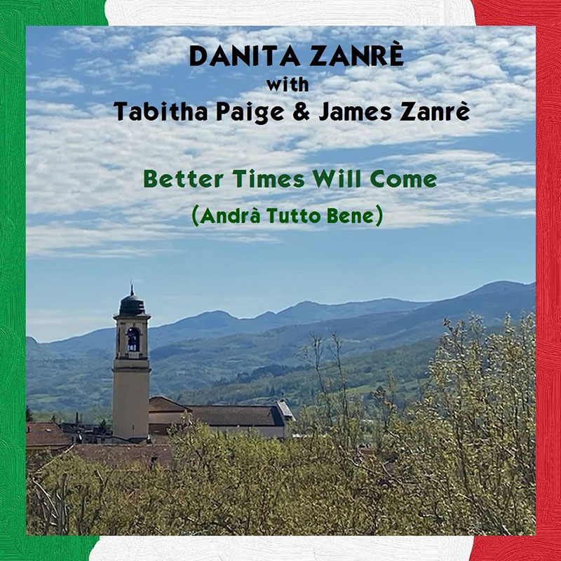 Better Times Will Come by Janis Ian - Performed by Danita Zanrè