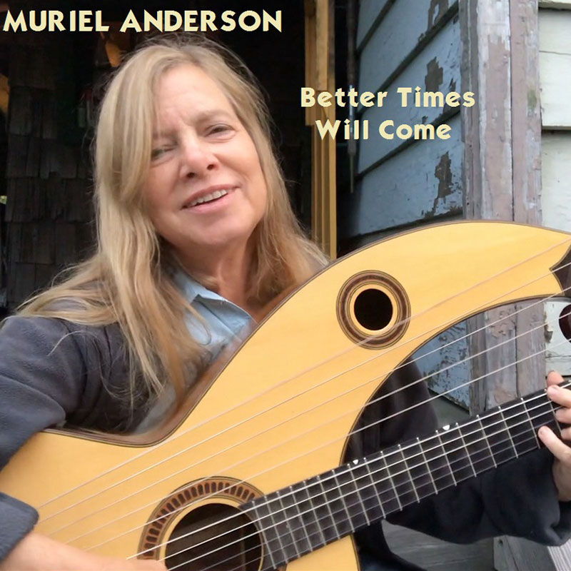 Better Times Will Come by Janis Ian Performed by Muriel Anderson