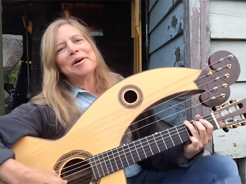 Better Times Will Come by Janis Ian video by Muriel Anderson