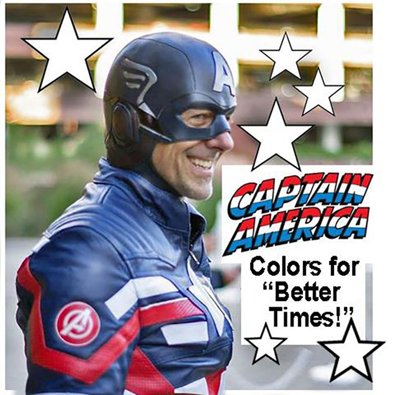 Better Times Will Come by Janis Ian - video by Captain America