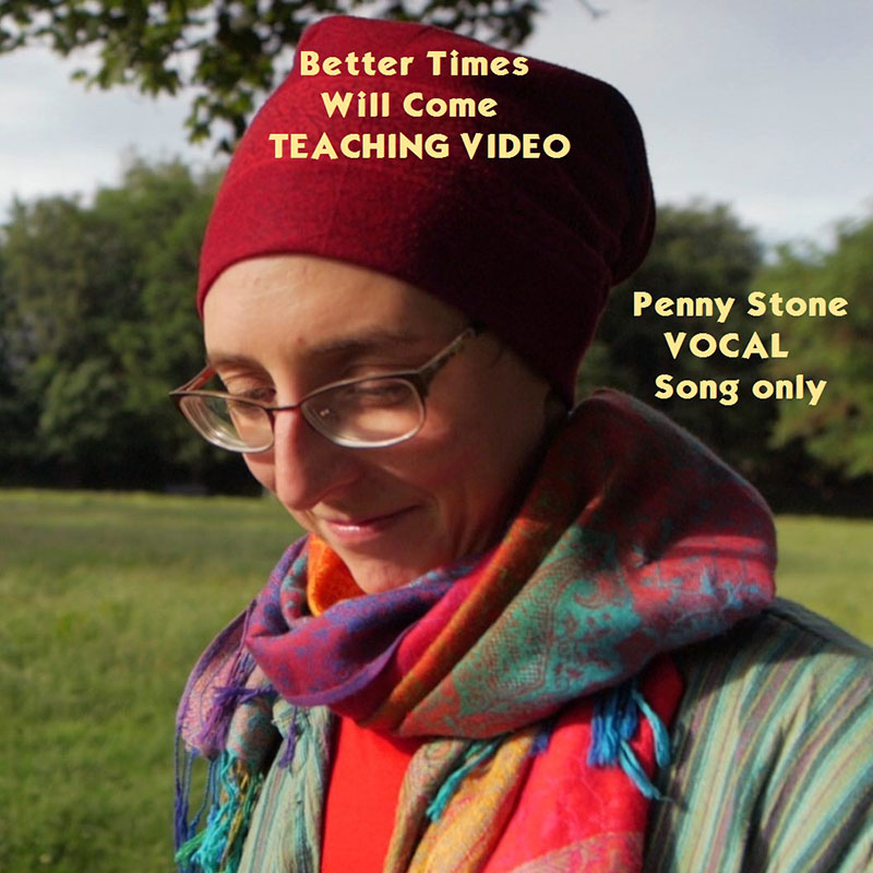 Better Times Will Come by Janis Ian Performed by Penny Stone