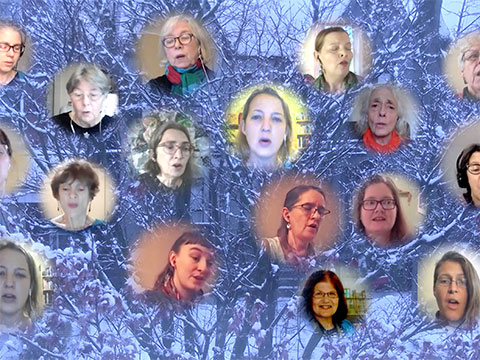 Better Times Will Come by Janis Ian video by Echo Women's Choir